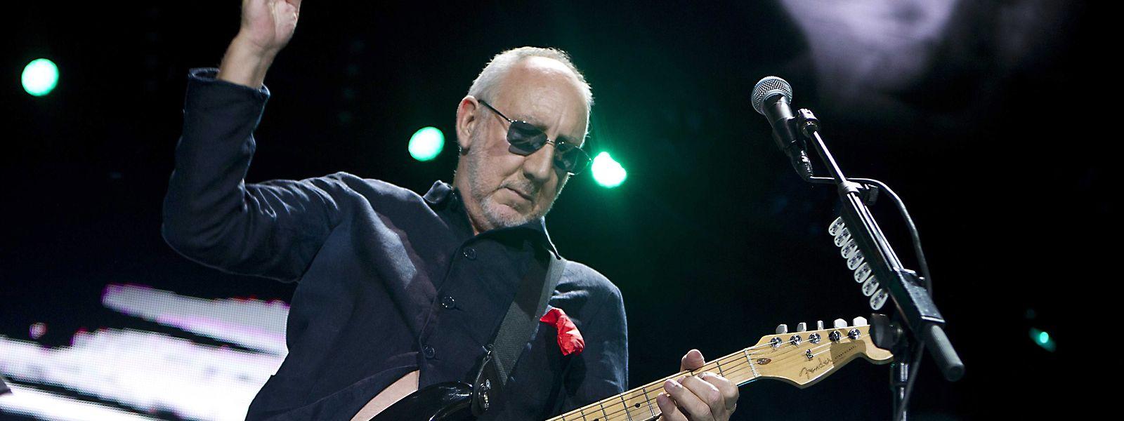 75 Jahre und leise sowieso nicht: Pete Townshend.