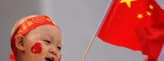 Die Ein-Kind-Politik in China erzeugt weniger lebenstüchtige Einzelkinder.