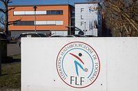 Sport , Federation Luxembourgeoise de Football , Siege Monnerich , FLF , ITV Reinhold Breu , Technischer Direktor FLF , Foto:Guy Jallay/Luxemburger Wort