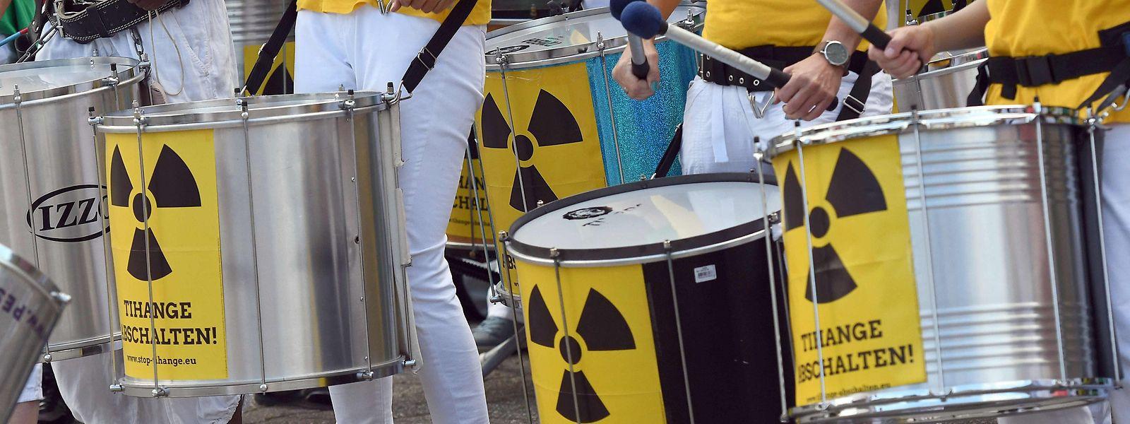 Le site de Tihange pourrait accueillir des déchets nucléaires pendant huit décennies encore.