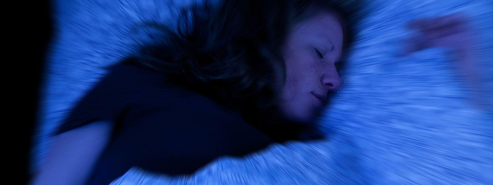 Eine Mehrzahl der Krebspatienten leidet an Schlafstörungen.