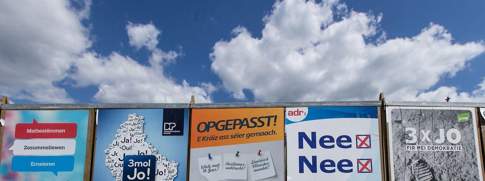 Das Referendum von 2015 hat gezeigt: Auch die Luxemburger sind gewillt, die Wahlurnen zum Instrument des Ausschlusses zu nutzen.