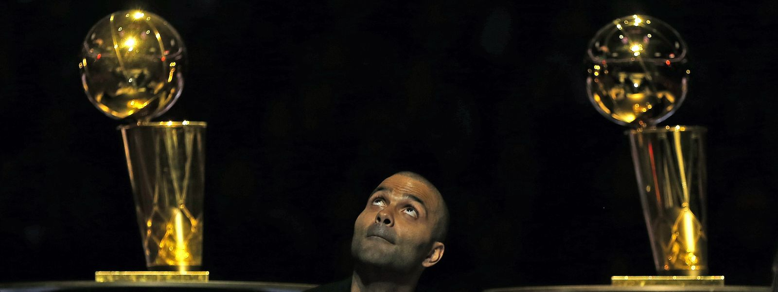 Tony Parker holte vier Meistertitel mit den Spurs.