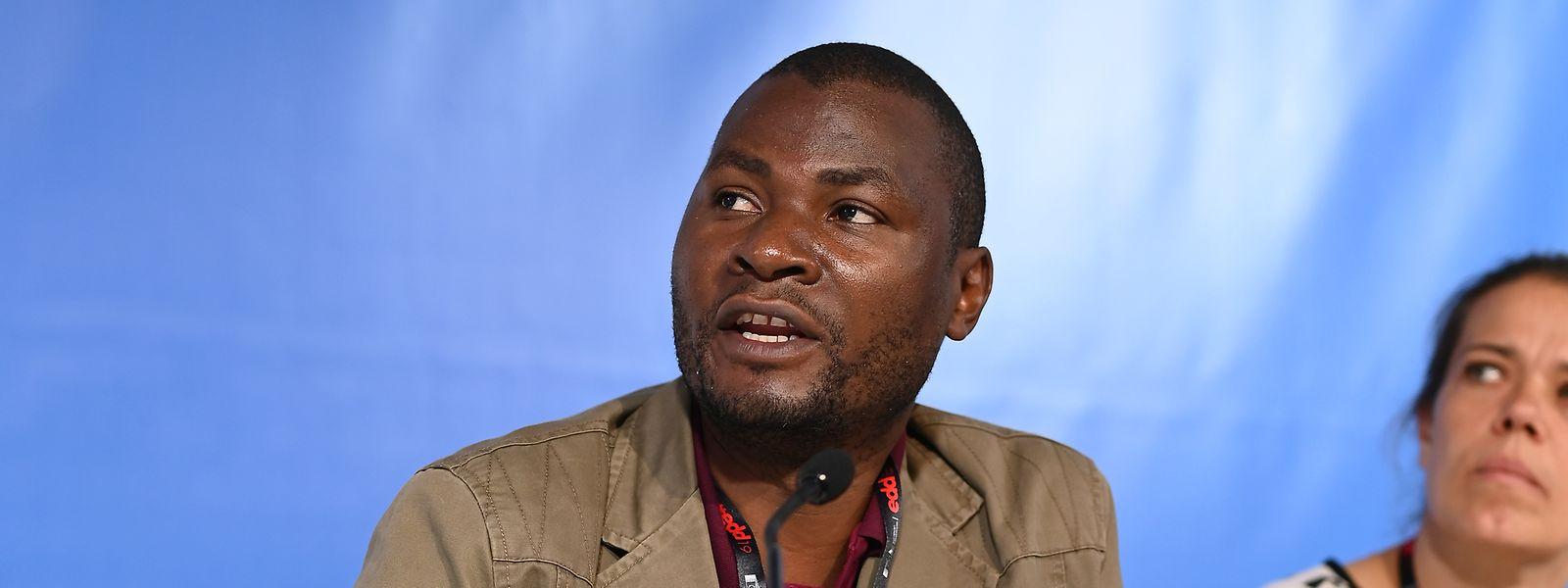 Moses Chibwana ermutigt junge Menschen, nach ihrer Ausbildung im ländlichen Raum zu bleiben und diesen aufzubauen.