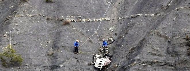 Das Flugzeug der Germanwings stürzte am 24. März ab. Alle 150 Insassen starben.