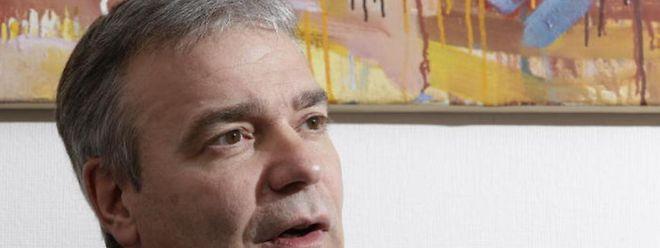 Dan Kersch, ministre de l'Intérieur