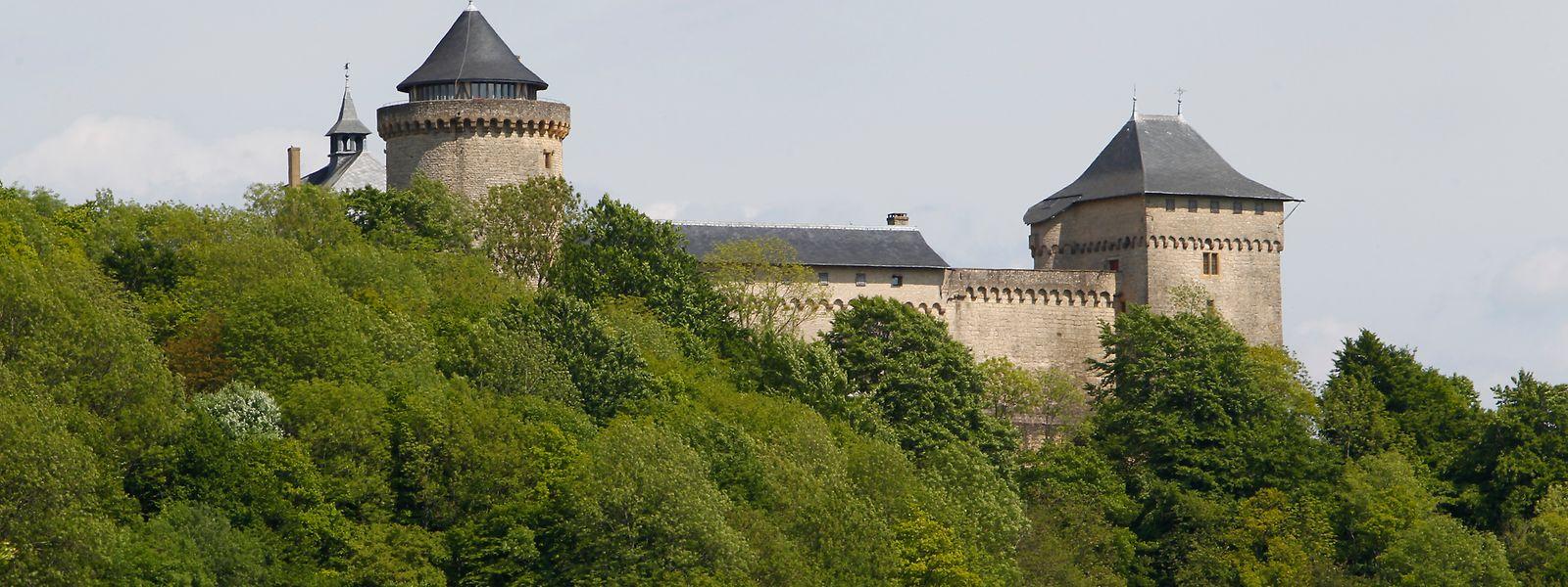 Le château de Malbrouck à Manderen fait partie des sites dont l'accès est gratuit jusqu'au 31 août.