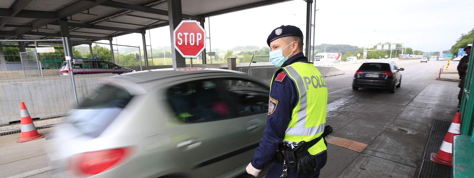 En matière de réouverture des frontières, la Commission plaide pour une approche commune et coordonnée.