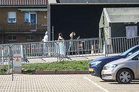 Die Deichhalle in Ettelbrück ist eines von vier Centres de soins avancés.