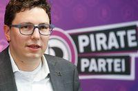 Piratepartei, Presentatioun Kandidaten, Gemengewahlen, Sven Clement, Pirate Partei, Kopstal, le 14 Septembre 2017. Photo: Chris Karaba