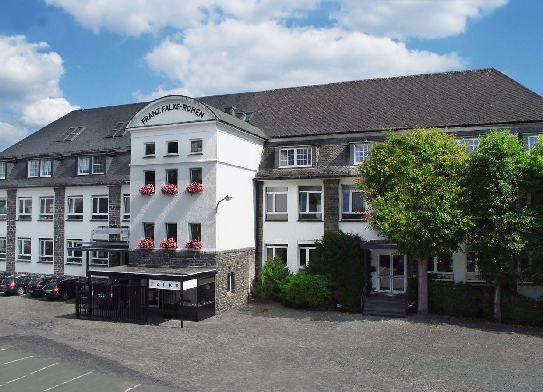 Der Stammsitz des Unternehmens in Schmallenberg.