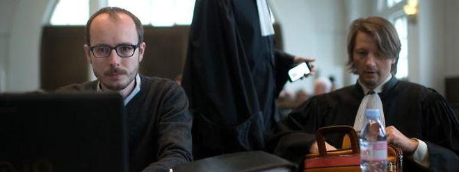 Antoine Deltour foi ontem ouvido no tribunal do Luxemburgo no âmbito do processo Luxleaks