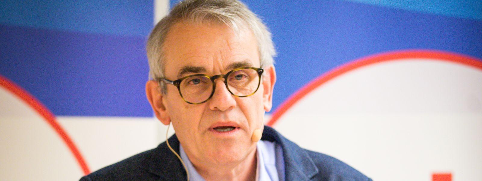 Parteipräsident Jean Schoos lehnt ein Wahlrecht für Ausländer bei Parlamentswahlen weiter ab.