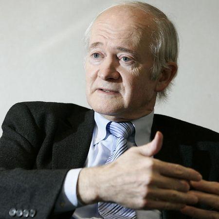 """Auch der ehemalige Chefredakteur des """"Luxemburger Wort"""", Léon Zeches, zeigte sich zutiefst betrübt über die jüngsten Ereignisse in Paris."""