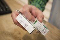 Neue Medikamenten-Beschriftungen (EU-Richtlinie): Schutz vor Fälschungen - Foto : Pierre Matgé/Luxemburger Wort