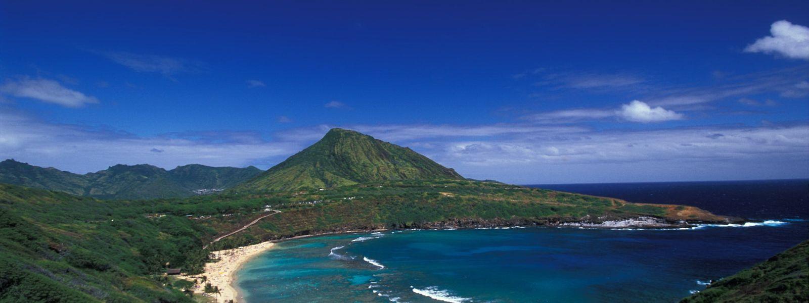 Wilde Natur und Traumstrände: Hawaii ist ein beliebtes Touristenziel.