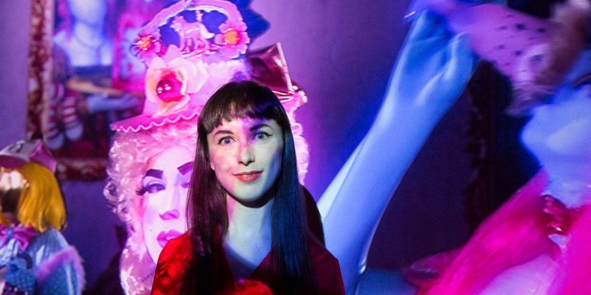 Rachel Maclean présente son exposition «Ok, You've Had Your Fun» au Casino Forum d'art contemporain.