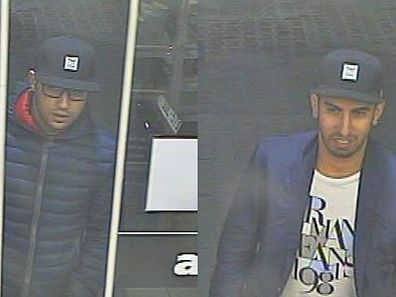 The two men used the stolen credit card to pay various things at a petrol station in Windhof.