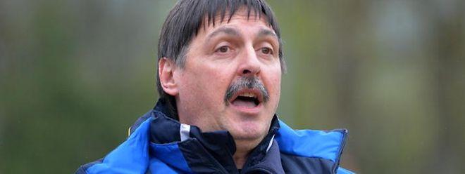 Neuf ans après sa dernière pige d'entraîneur, Gérard Jeitz ressort les crampons.