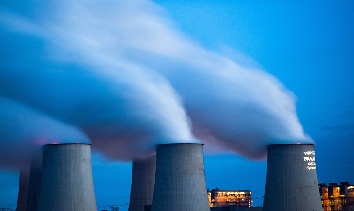 Die Treibhausgasemissionen müssen drastisch reduziert werden.