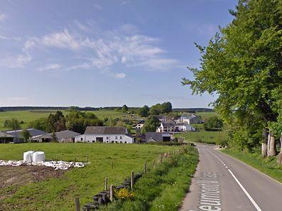 Das Verbrechen ereignete sich im kleinen Dorf Wideumont bei Libramont.