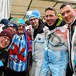 Luxemburger Fans - Cyclocross-Weltmeisterschaft - Bieles2017 - Foto: Serge Waldbillig