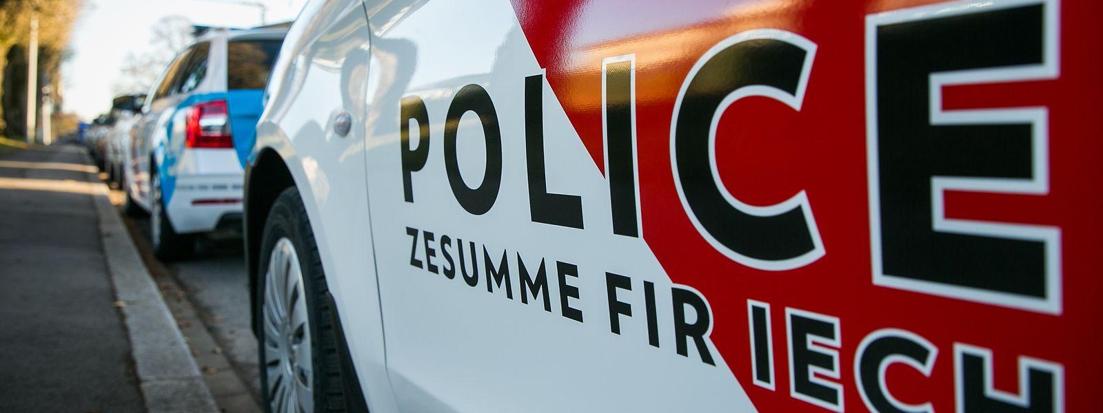 Die Polizei kontrolliert die Einhaltung der Covid-19-Bestimmungen.
