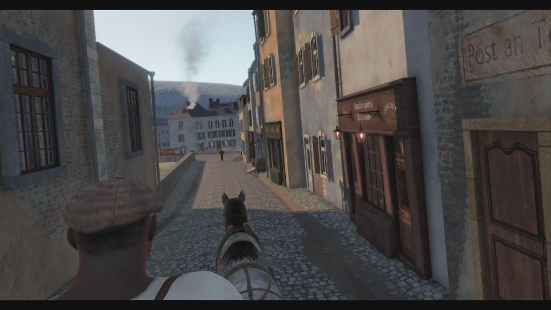 Grâce à la réalité augmentée, vous pouvez vous promener dans les ruelles étroites du Pfaffenthal au 19ème siècle.