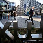 Praça financeira luxemburguesa sem sinais de crise
