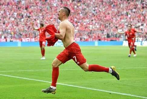 Bayern München zum 29. Mal deutscher Meister