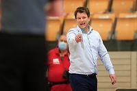 Gavin Love (AB Contern - Trainer) / Basketball Total League Herren Luxemburg, Saison 2020-2021, 13. Spieltag / 03.04.2021 / AB Contern - Etzella Ettelbrück / Centre Scolaire et Sportif « Um Ewent - AB Contern / Foto: Yann Hellers