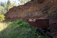 Lokales, Wanderung im ehemaligen Tagebaugebiet Giele Botter, Minette, Foto: Lex Kleren/Luxemburger Wort
