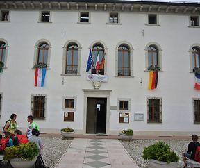 Maison communale de Limana