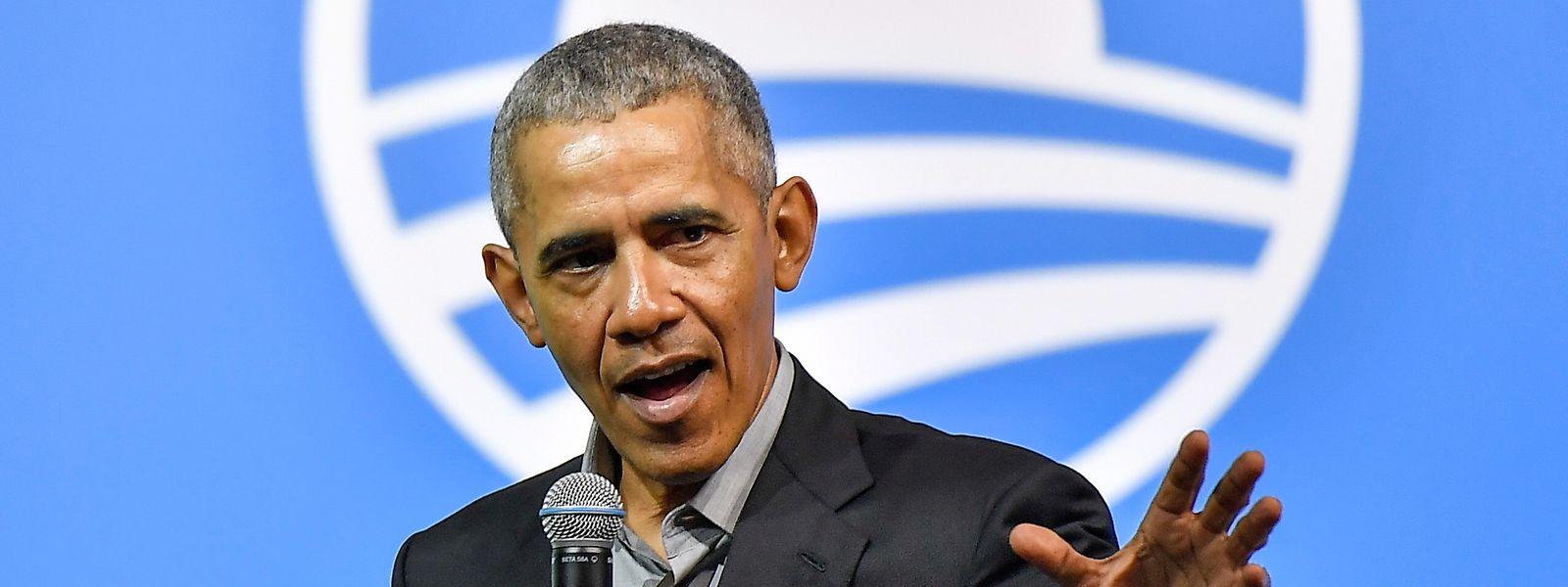 Mit vielen Star-Gästen und einer Ansprache des früheren US-Präsidenten Barack Obama haben Highschool-Schüler in den USA virtuell ihren Schulabschluss gefeiert.