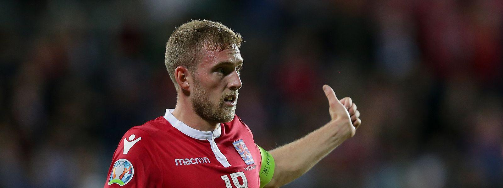 Daumen hoch für die Leistung der Luxemburger, mit dem Ergebnis ist Laurent Jans aber nicht zufrieden.