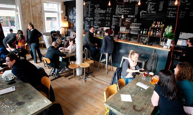 Bouneweger Stuff has five set brunch menus but gets busy so reserve a table