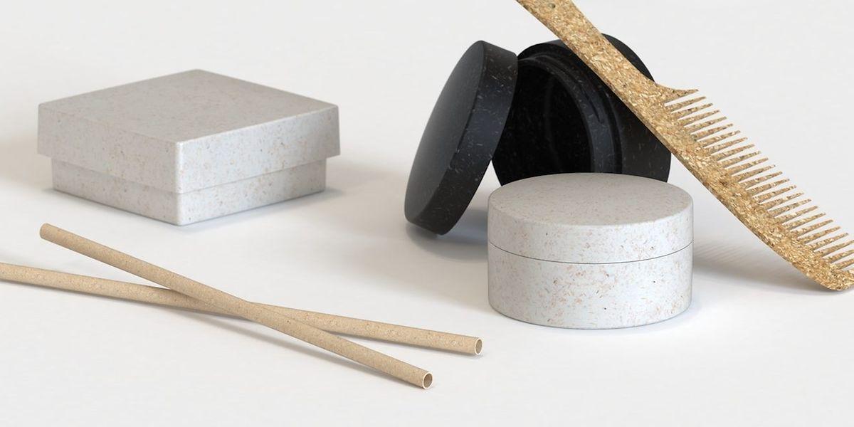 A empresa finlandesa Sulapac ganhou anteriormente o Green Alley Award com a sua palha biodegradável e sem microplástico
