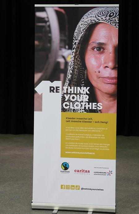 Es handelt sich um die zweite Auflage der Kampagne, die von Fairtrade Lëtzebuerg und Caritas Luxembourg mit der Unterstützung der Regierung durchgeführt wird.