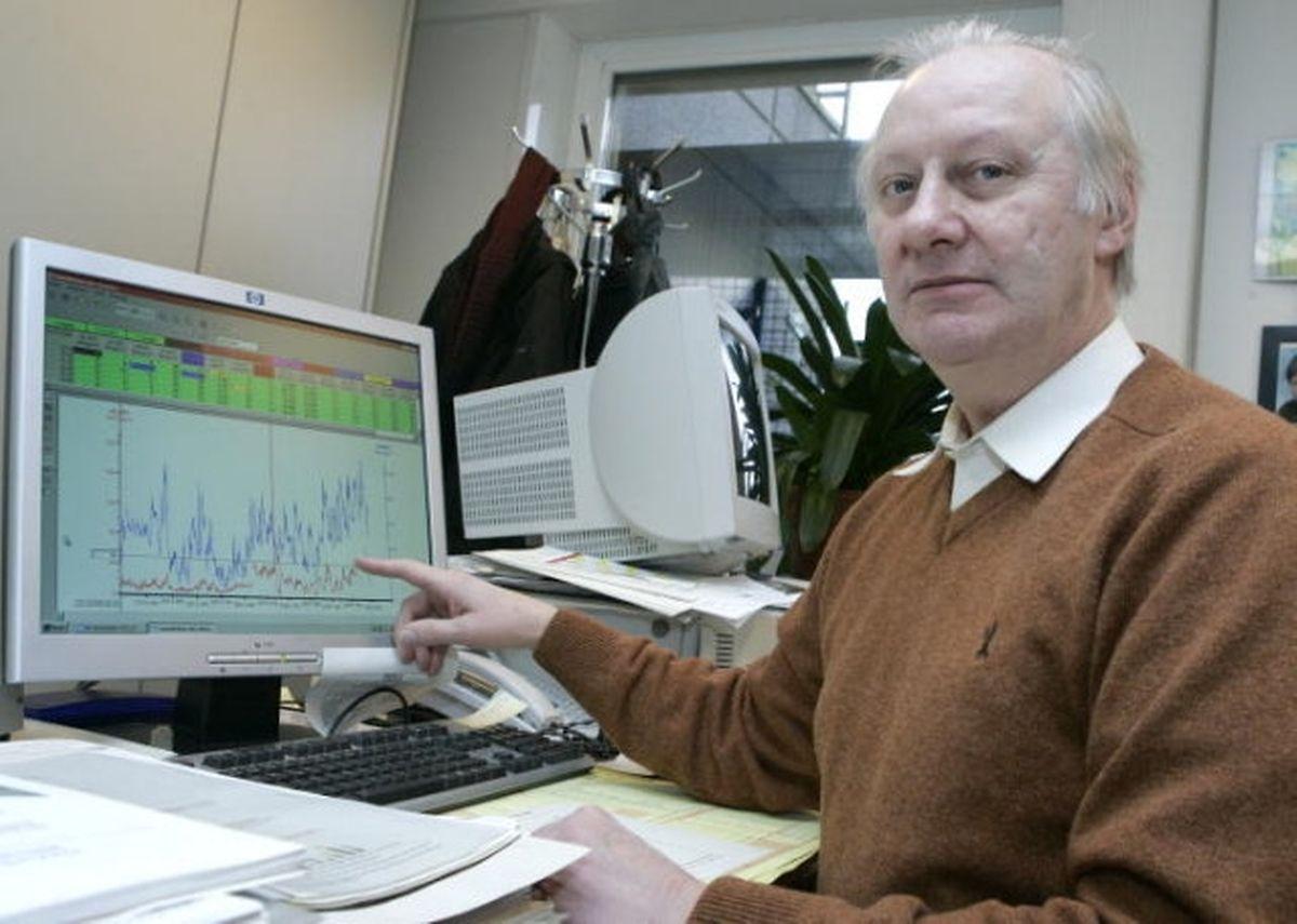 Serge Solagna est coordinateur du service de surveillance et du contrôle de la qualité de l'air