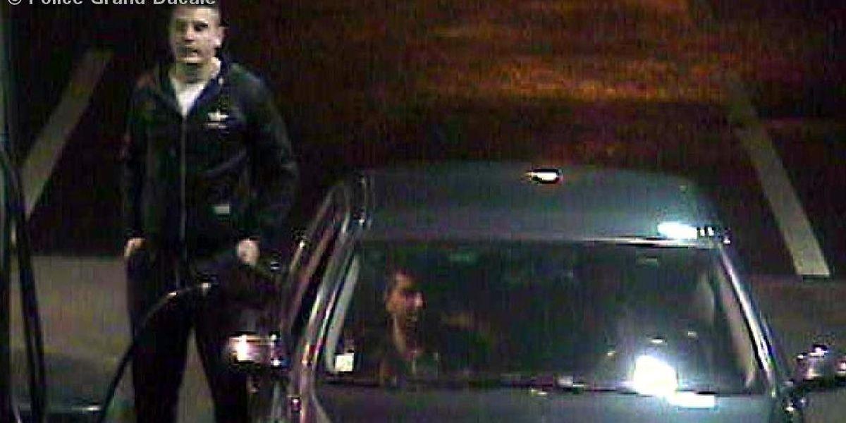 Fahndungsfoto Täter versuchter Totschlag Aire de Capellen Foto: Polizei