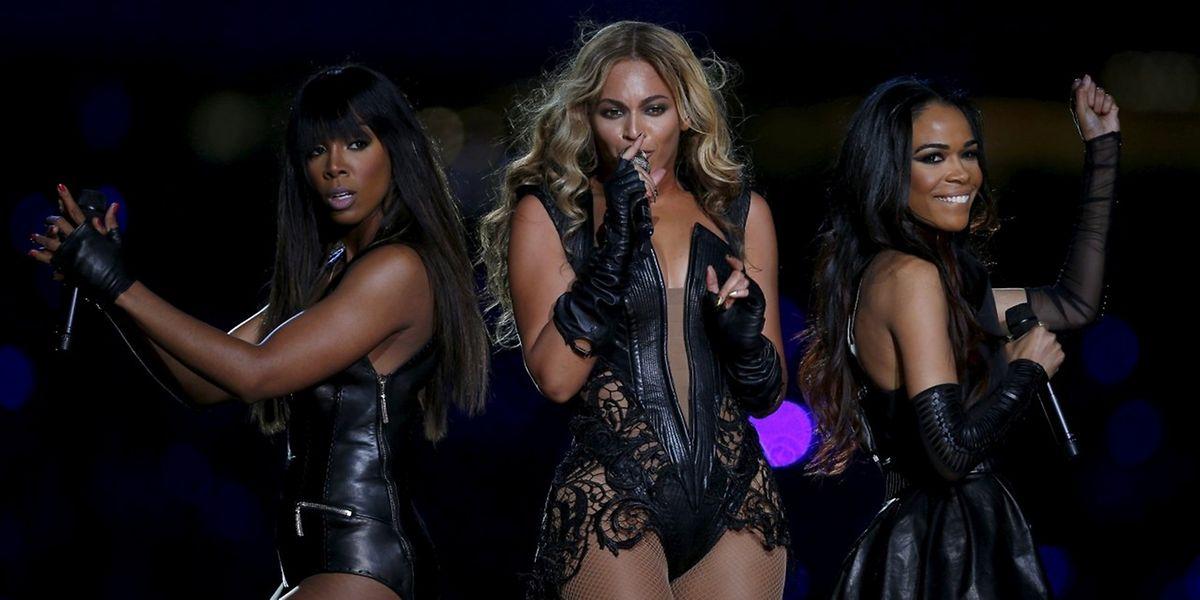 Beyonce (M.) musste sich in letzter Zeit mit allerlei Gerüchten um ihren angeblich untreuen Ehemann plagen.