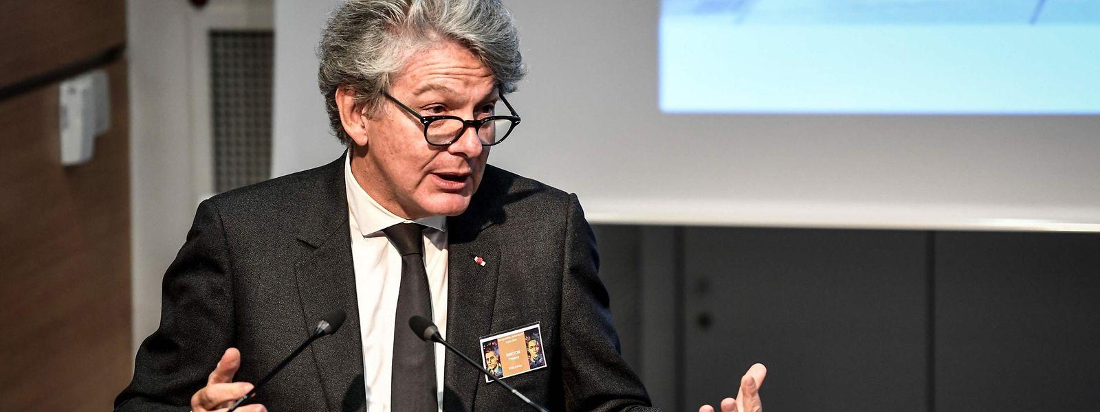 Thierry Breton a déjà travaillé par le passé avec celle qui assumera la présidence de la Commission européenne.