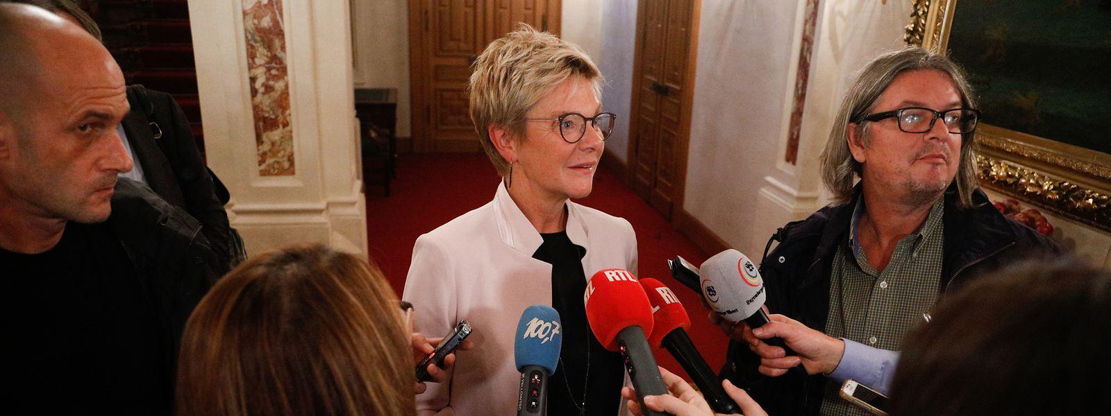 Martine Hansen, CSV