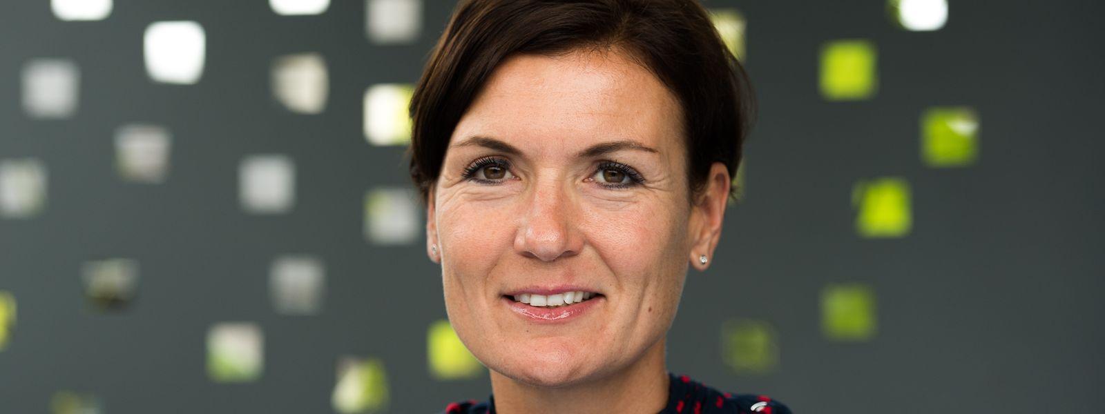 """Tania Fransissi: """"Ohne Sport kann ich nicht leben."""""""