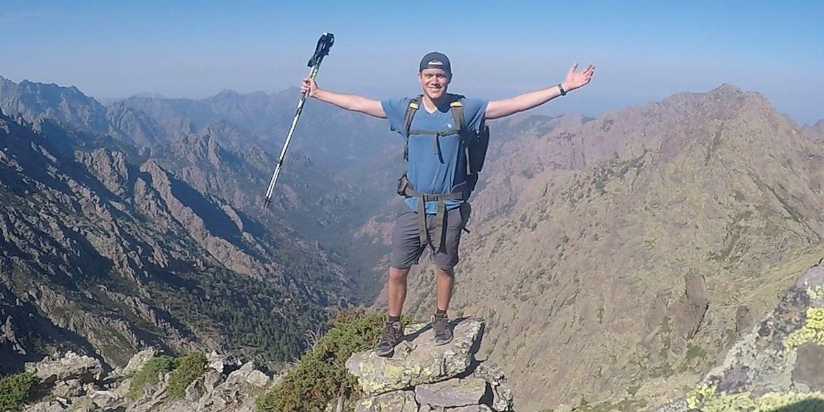 Parti le samedi 4 août, vers 11 heures, Sébastien Cayotte ne sait pas à quelle date il atteindra la fin du parcours. Peu importe: ce qui compte, c'est le défi, et «profiter des paysages magnifiques».