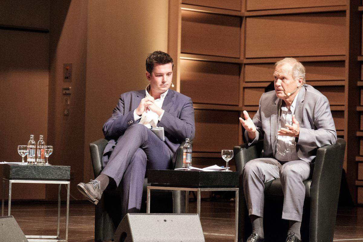 Lex Delles, DP (à g.) et Roby Mehlen (ADR).
