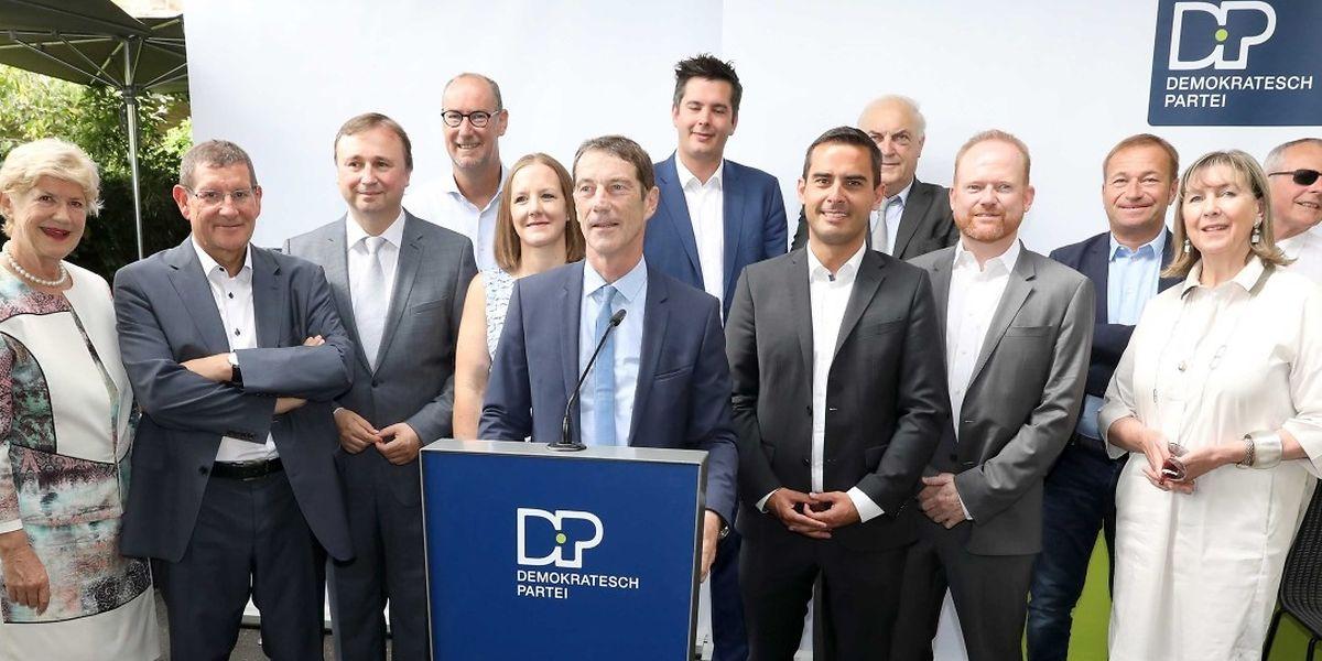 Die DP-Fraktion zieht eine positive Bilanz. In den vergangenen fünf Jahren habe das Land große Fortschritte gemacht, erklärte Fraktionschef Eugène Berger am Montag vor Journalisten.