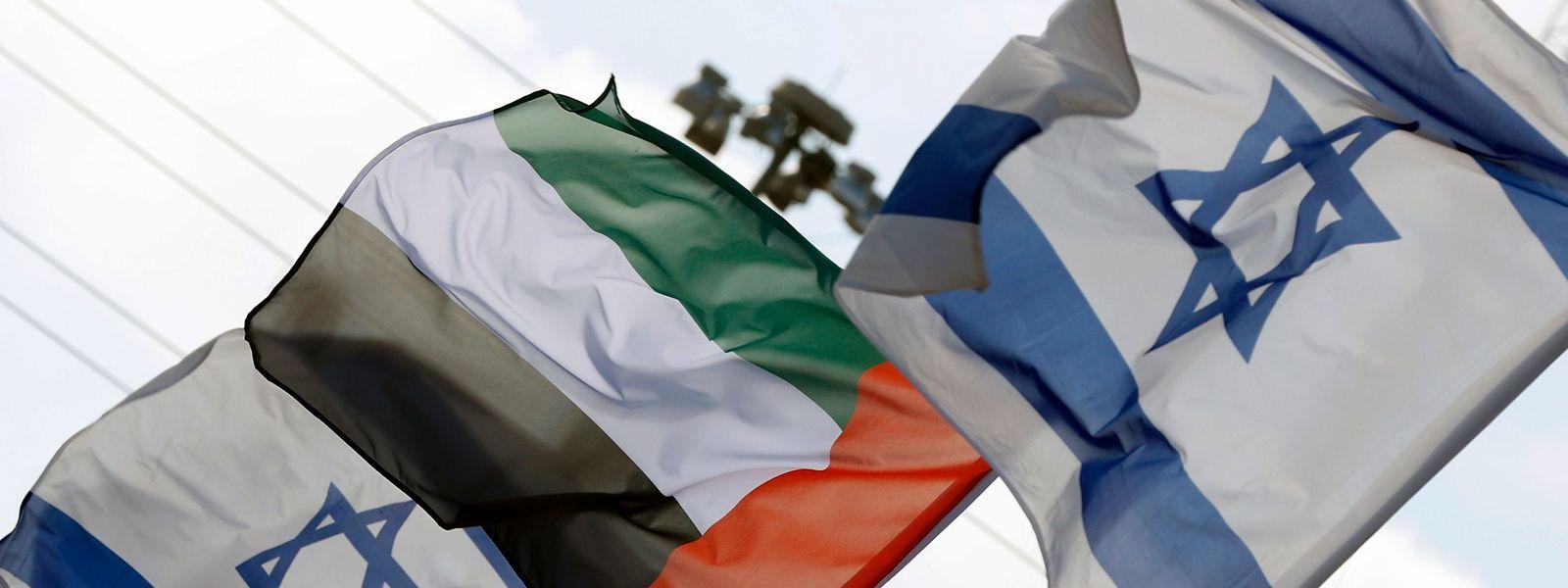 Die Annäherung zwischen Israel und den Vereinigten Arabischen Emiraten kam für Beobachter nicht überraschend.