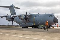 IPO.Visite A400M Melsbroek,Airbase,.Foto: Gerry Huberty/Luxemburger Wort