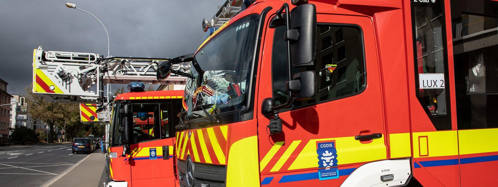 Im Schnitt alle neun Minuten rücken die Rettungsdienste für einen Einsatz aus.